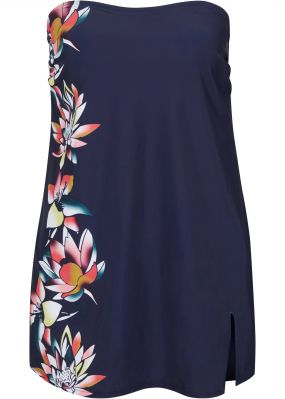 Купальник-платье корректирующее