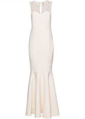 Платье, расшитое бусинами
