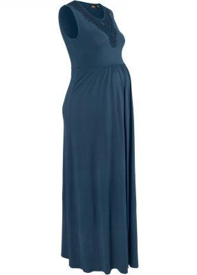 Платье для беременных, из трикотажа