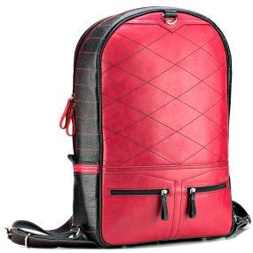 Кожаный рюкзак-трансформер