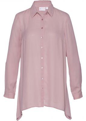 Блузка удлиненного покроя