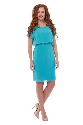 Платье LAME DE FEMME Лонда 2 380L цвет салатовый