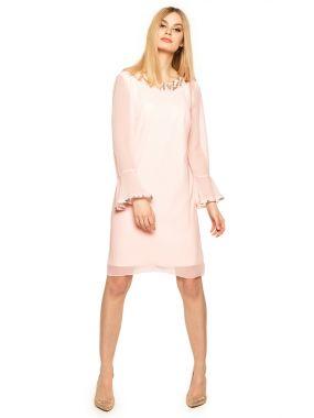 Платье LAME DE FEMME Грейс 3K1L цвет светло-розовый
