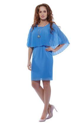 Платье LAME DE FEMME Лаила 32FL цвет голубой