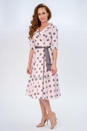 Платье TERESA KOPIAS Стефания цвет розовый