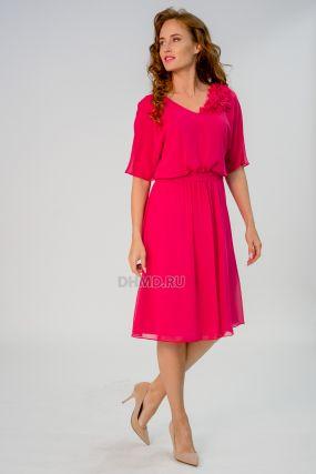 Платье LAME DE FEMME Мара 3F9L-W8 цвет темно-розовый