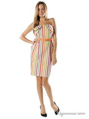 Платье Eva Franco, цвет мультиколор