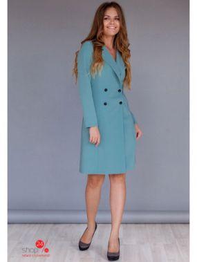 Платье Mio Marta, цвет бирюзовый