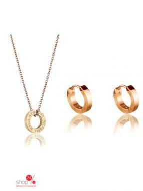 Комплект: серьги, ожерелье Victoria Walls