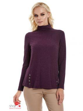 Водолазка Lala Style, цвет фиолетовый