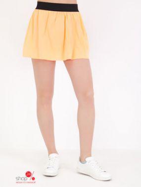 Юбка Terranova, цвет оранжевый