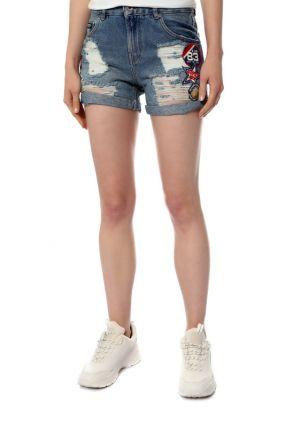 Шорты джинсовые Superdry