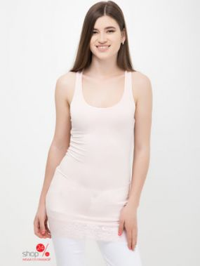 Туника Terranova, цвет бледно-розовый