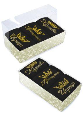 Носки женские iv45752 (упаковка 3 пары) 23-25