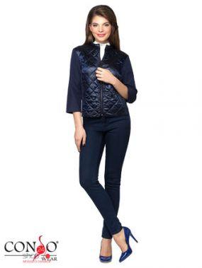 Куртка CONSO, цвет темно-синий
