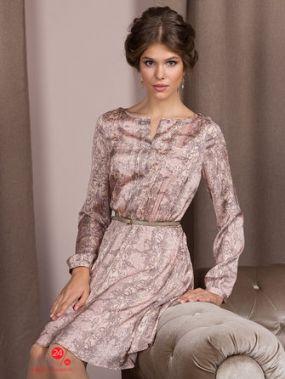 Платье Viaggio Donna, цвет розовый, бежевый