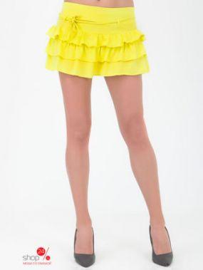 Юбка Terranova, цвет желтый