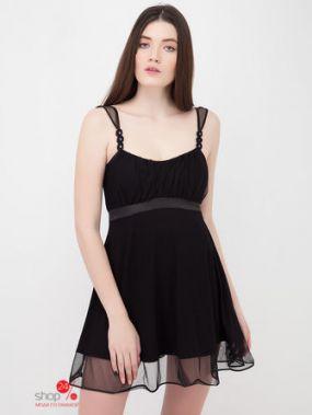 Ночная сорочка Eden Lisca, цвет черный