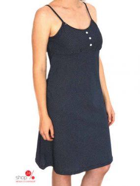 Ночная сорочка Мосальский Текстиль, цвет черный