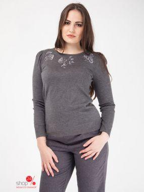 Пуловер Changes by Together Klingel, цвет серый