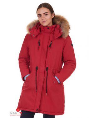 Куртка Baon, цвет красный