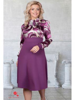Платье Bellovera, цвет фиолетовый