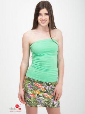 Топ Terranova, цвет зеленый
