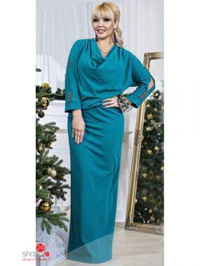 Платье ST-Style, цвет бирюзовый