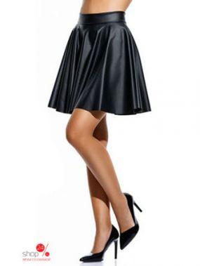 Юбка LA Fashion, цвет черный