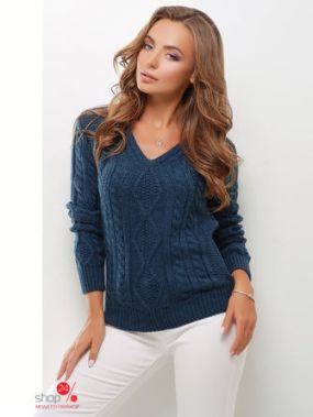 Пуловер MarSe, цвет темно-синий