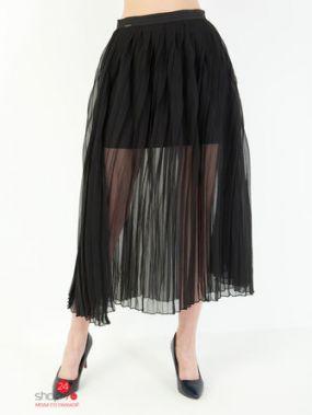 Юбка Lee Cooper, цвет черный