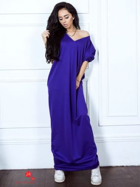 Платье Fashion Time, цвет синий