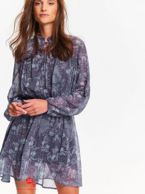 Платье Top Secret, цвет мультиколор