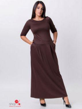 Платье Vojelavi, цвет коричневый