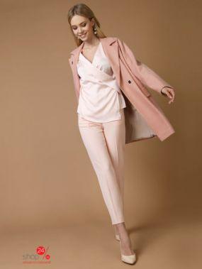 Блуза Audrey Right, цвет светло-розовый