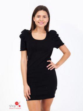 Платье Tom Tailor, цвет черный