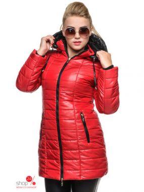 Куртка Kariant, цвет красный