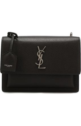 Сумка Sunset Monogram medium Saint Laurent