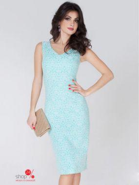 Платье Olga Skazkina, цвет голубой