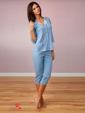 Пижама Unikat, цвет голубой