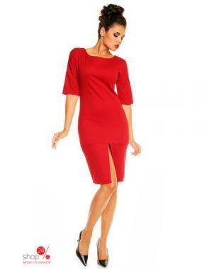 Платье KAREN, цвет красный