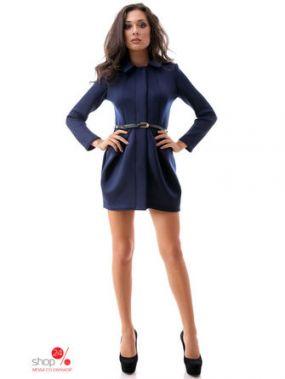 Платье Bomond, цвет темно-синий