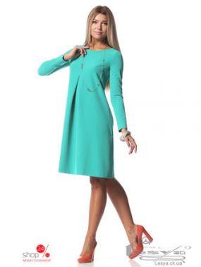 Платье Lesya, цвет бирюзовый