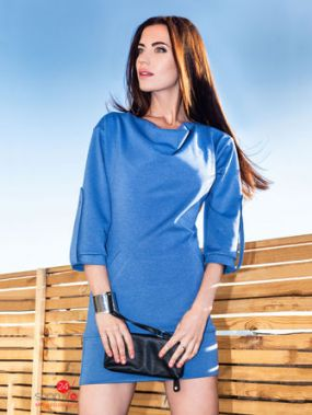 Платье Marani, цвет синий