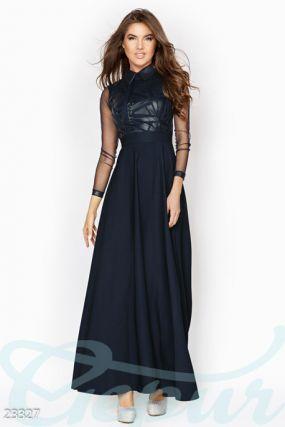 Удивительное вечернее платье