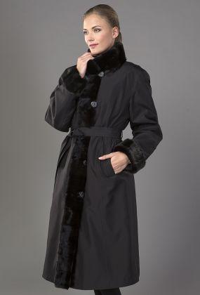 df6b39ff25c7 Женские Зимние пальто от 510 руб. Купить в Интернет-Магазине First-Fem