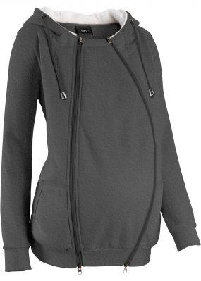 Трикотажная куртка с защитной вставкой для малыша