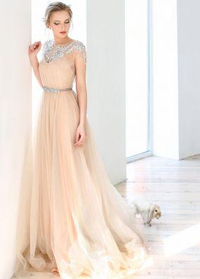 Красивое свадебное платье трансформер ESB102