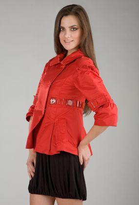 Укороченная куртка FOCE