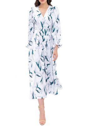 Платье-халат NOELE